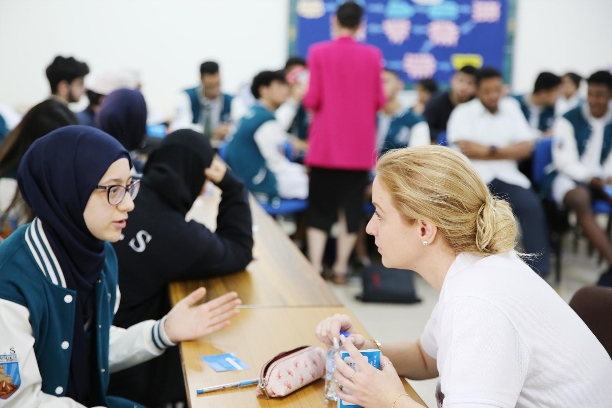 Omani General Education Diploma (GED) Grades 11 & 12
