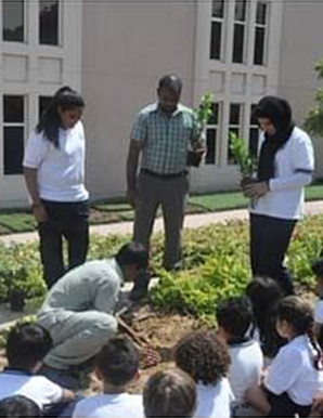 Al Shomoukh International School launch makes an impression